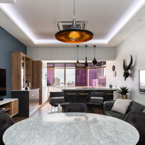 chad le clos apartment