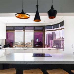 Chad Le Clos kitchen pendants