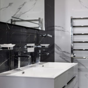 Chad Le Clos bathroom vanity
