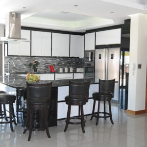 Kitchen installation durbanville