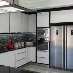 Rustenburg granite kitchen