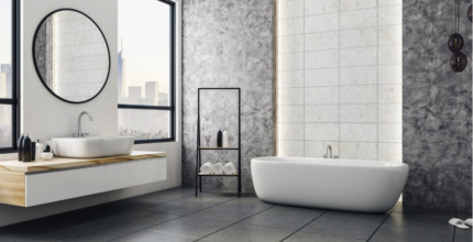 Bathroom Remodeling Guide: Where to Use Ceramic