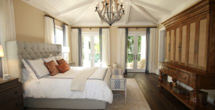 Why French Doors Are Perfect For The Master Bedroom