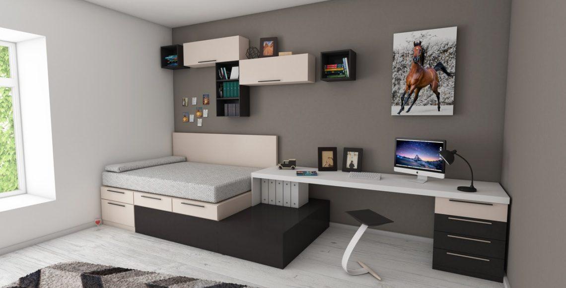 smart bedroom designs